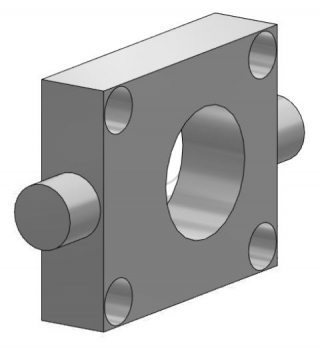 TRUNNION ADAPTER