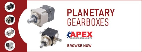 Planetary & Worm Gearboxes